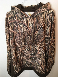 Large: Blades Camo Hoodie